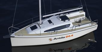 NOWOŚĆ 2017: Antila 24.4