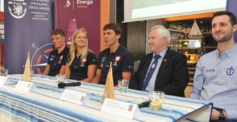 W Sopocie i Gdyni wystartował program edukacji żeglarskiej dla najmłodszych ENERGA Sailing